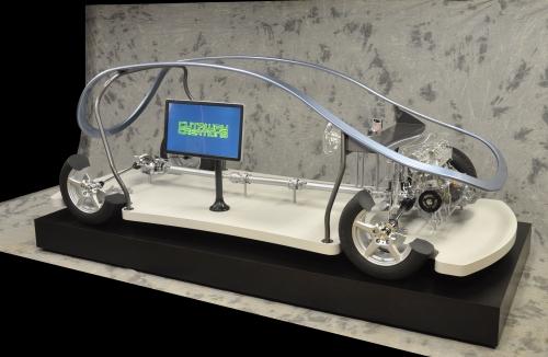 Composite Vehicle