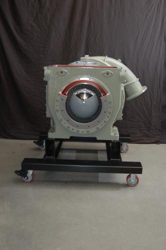 Diesel Locomotive Turbocharger