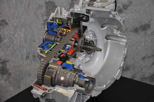Ford 6F35 Transaxle (updated)