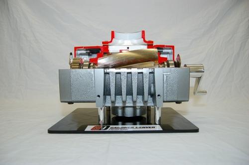 HeliFlow 408 Blower