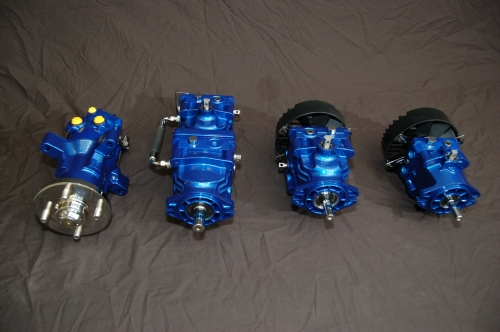 Hydro-Gear Transmissions And Pumps