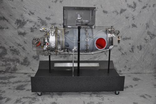 PT6 Turboprop Engine