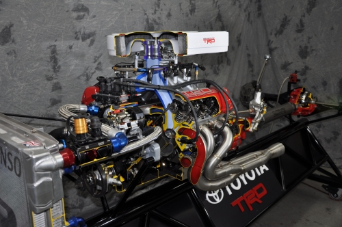 Toyota Racing Development (TRD) EFI