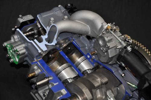 Yamaha 4 Stroke Outboard Engine