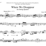 Where we Disappear