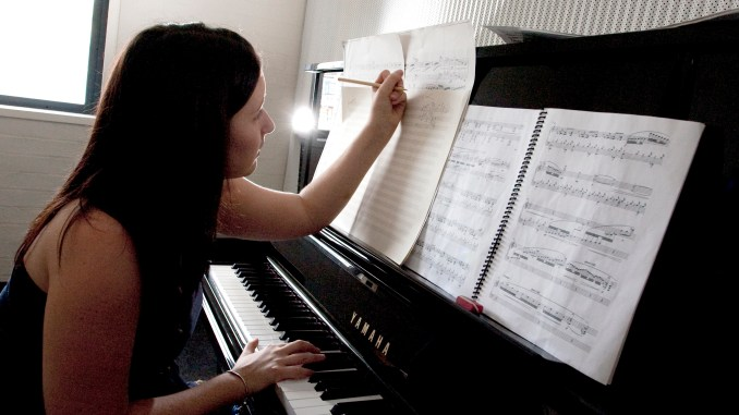 Living the label of a 'female composer' | CutCommon
