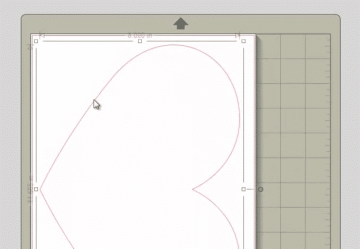Loading your design in Silhouette's software
