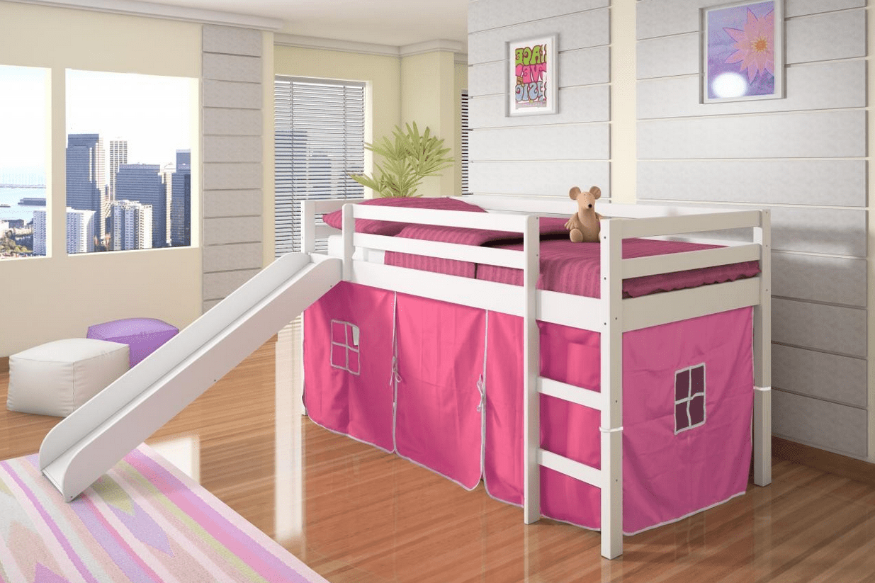 Top 7 Cutest Beds For Little Girl's Bedroom