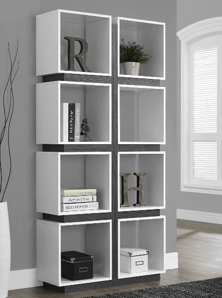 Top 7 White Bookcases For Your Home Office Cute Furniture
