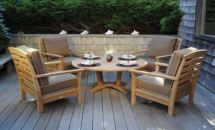 7 beautiful outdoor dining sets