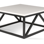 7 Black And White Coffee Tables For A Modern Living Room Cute Furniture