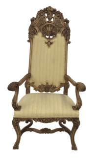 7 Amazing Throne Chairs For Your Home - Cute Furniture