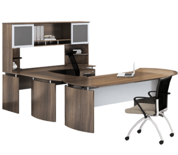 8 Most Expensive Ushaped Office Desks  Cute Furniture