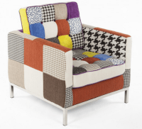 6 Patchwork Lounge Chairs For Your Home - Cute Furniture