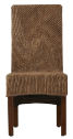 6 Gorgeous Wicker Rattan Indoor Dining Chairs For Your Home Cute Furniture