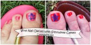 vinyl nail decals big