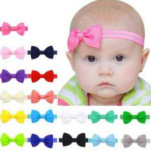 baby headband small bow for babies