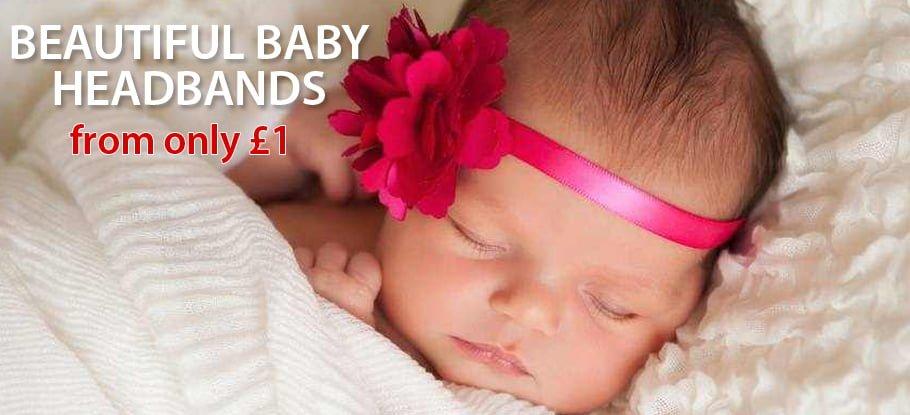 Baby Headbands UK