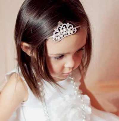 baby tiara headband