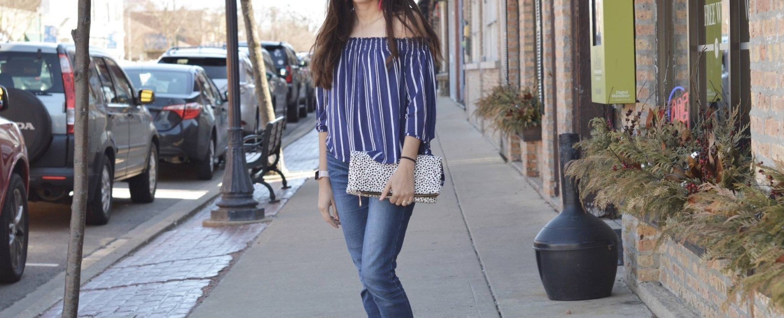 The Perfect Off The Shoulder Top For Only $24.99