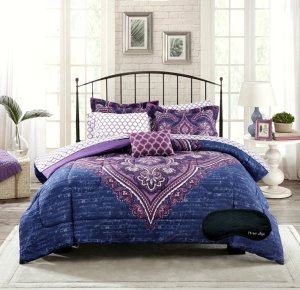 boho-chic-teen-blue-purple-bedding-set