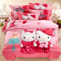 12 Cute Hello Kitty Bedding Sets for Girls!