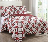 Cutest Christmas Comforters and Bedding Sets!