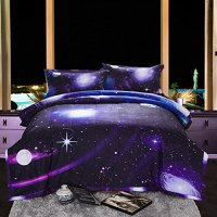 Amazing Galaxy Bedding Sets and Outer Space Bedding!