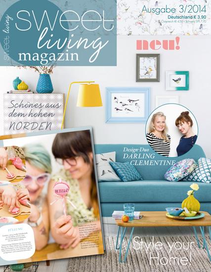 Das neue Sweet Living Magazin