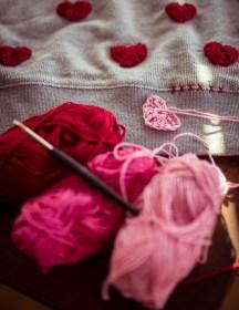 Valentins Tag Farben