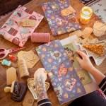 Geschenkpapier Aktion zu meinen Büchern