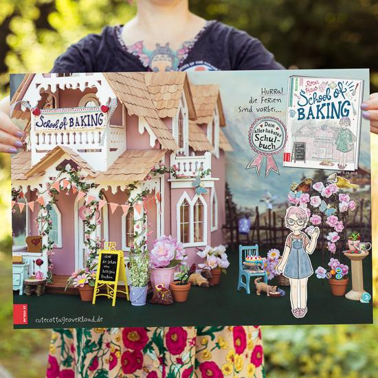 "mein neues Backbuch ""School of Baking"" erscheint am 5.10.2018"