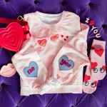 Valentinstag Outfit