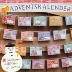 Adventskalender Briefboxen