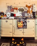 Halloween Küche