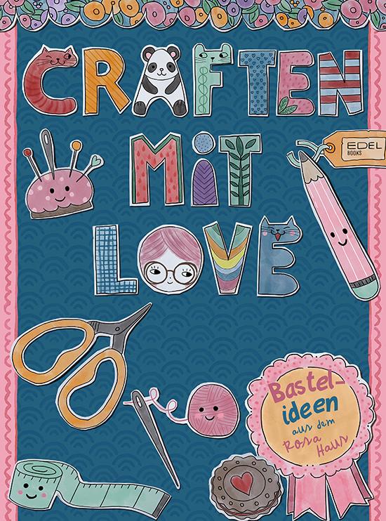 Mein neues Bastelbuch Craften Mit Love