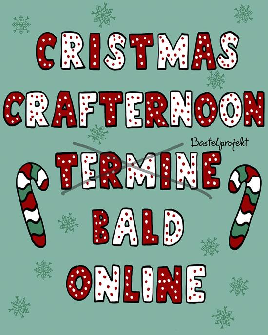 Christmas Crafternoon Projekt