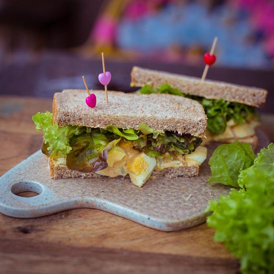 """Das Eiersalat Sandwich wird aus meiner Sicht """"unterschätzt"""""""