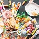 Hasenschale zu Ostern