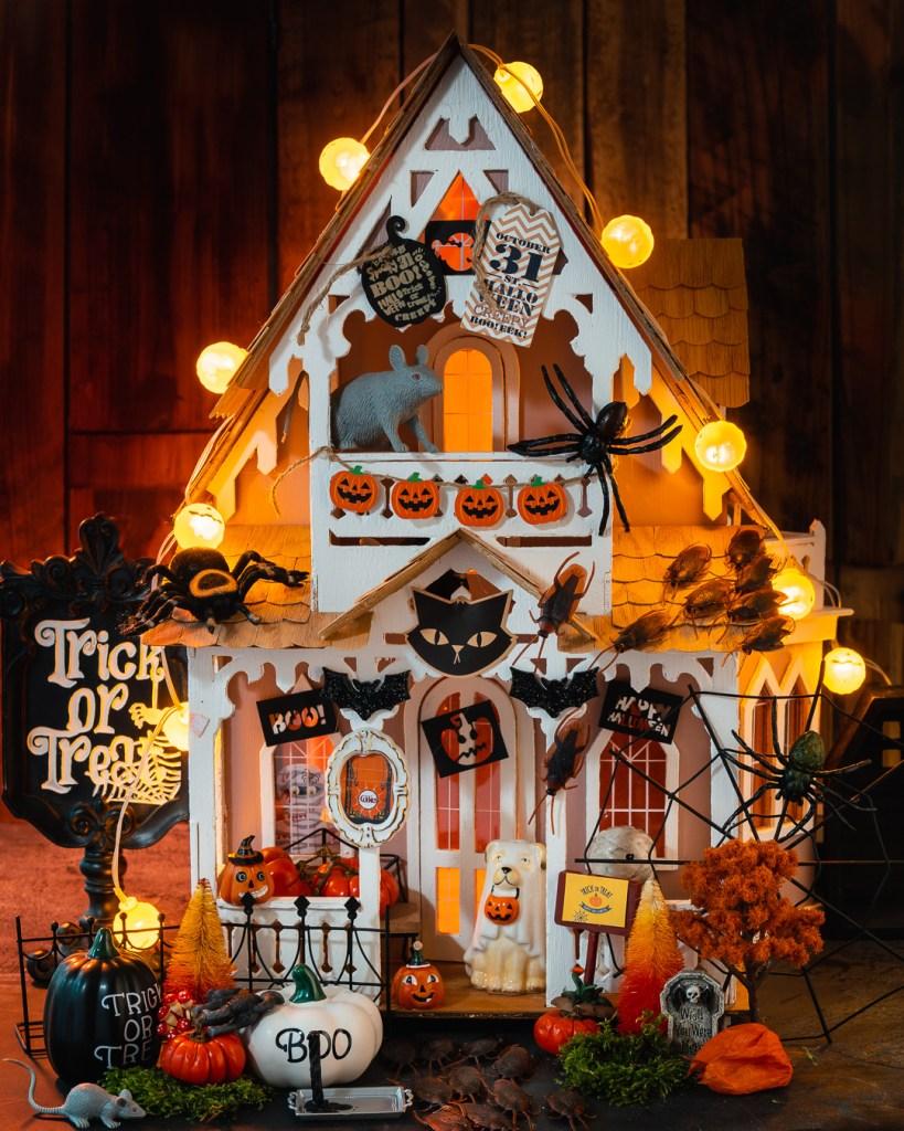 School of Baking Halloween