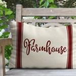 farmhouse pillow svg