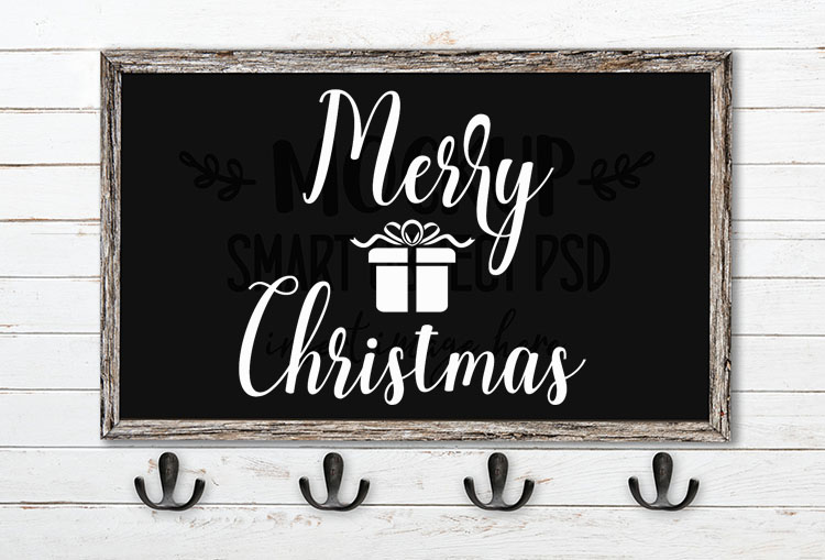 merry christmas svg word art angella