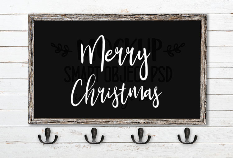 merry christmas svg word art bambi