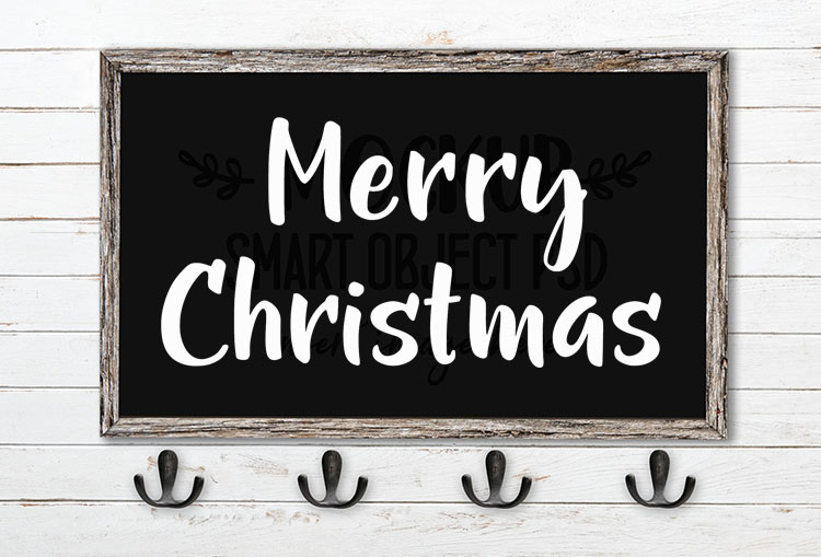 merry christmas svg word art gumption
