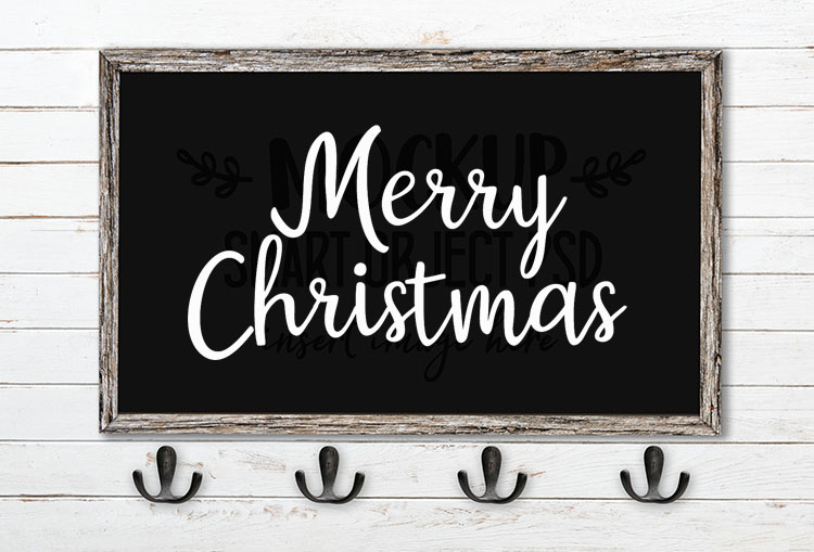 merry christmas svg word art austin
