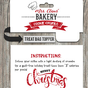 mrs claus cookie bakery SVG cut file