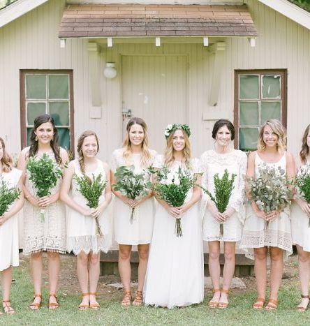 Boho Woodland DIY Wedding