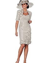 2017 new short Custom wedding party dress tea length formal gown short-sleeved jacket Mother of the Bride Dresses