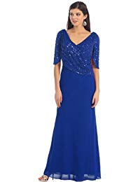 MOB Mother of the Bride Formal Evening Dress #2996