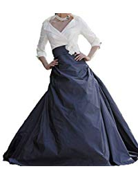 Sleeves Mother of Bride Dresses